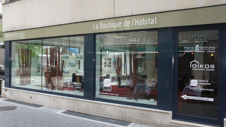 La boutique de l'habitat Strasbourg