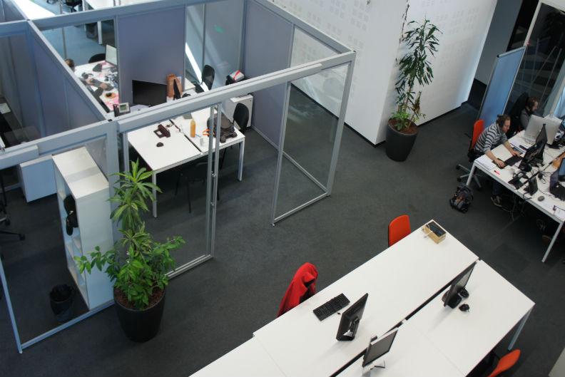 Beispiele Sanierung von Büros Divalto von Tertia
