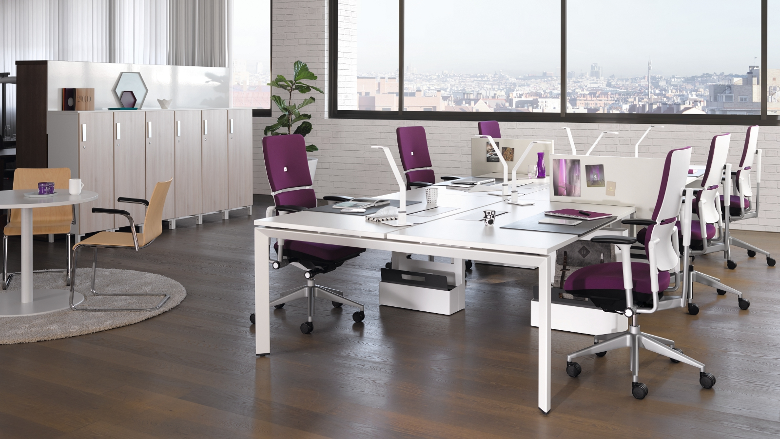 Mobilier professionnel tertia solutions for Mobilier professionnel